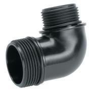 GARDENA Фитинг за потопяема помпа 33.3 мм (G1) / 33.3 мм (G1)