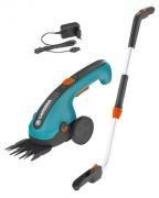 GARDENA Комплект акумулаторна ножица за трева ClassicCut Li-set